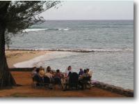 mentors-on-beach