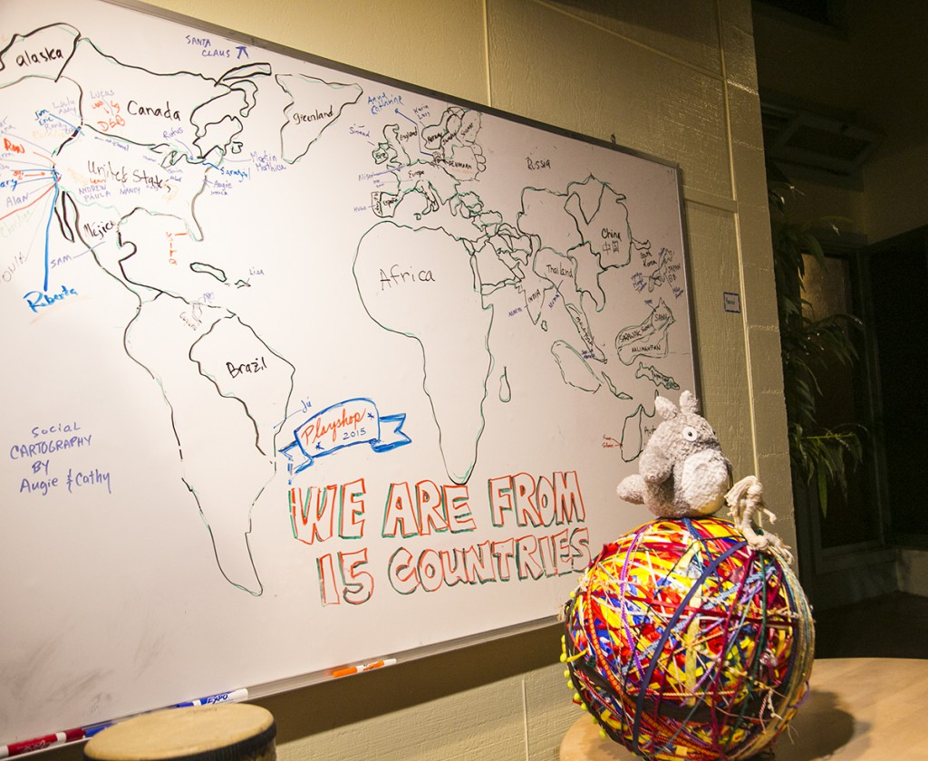 Map by Augie Peltonen and Cathy Wilson, photo by Michael Taylor