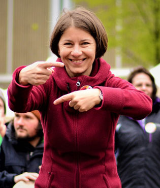 Helga Reihl <p> Germany