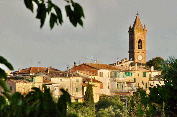 view of buildings in Italy